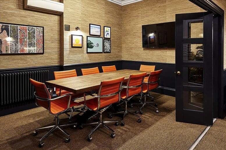 Office for Rent on 54 Poland Street Soho