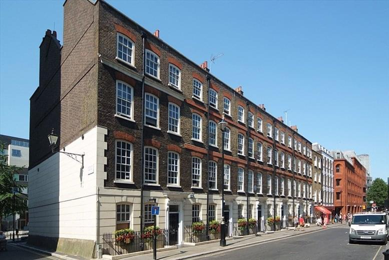 52-58 Broadwick Street available for companies in Soho