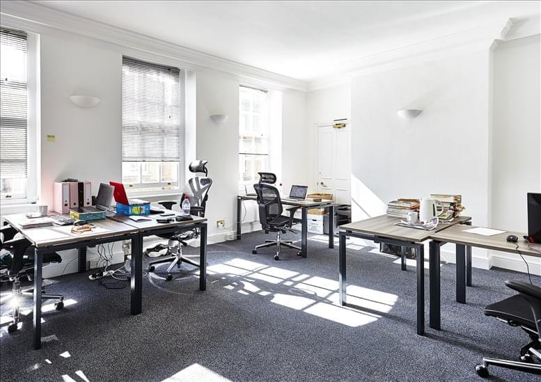 Office for Rent on 52-58 Broadwick Street Soho
