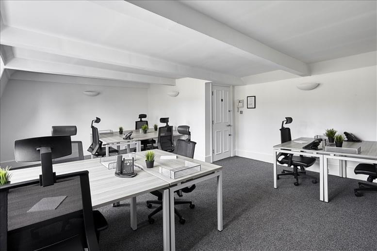 Fitzrovia Office Space for Rent on 8-9 Percy Street, Fitzrovia