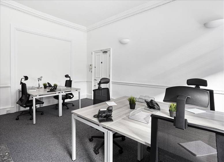 Rent Fitzrovia Office Space on 8-9 Percy Street, Fitzrovia