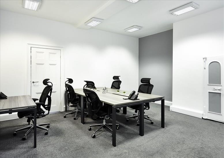 Image of Offices available in Bloomsbury: 20 Bedford Square, Bloomsbury