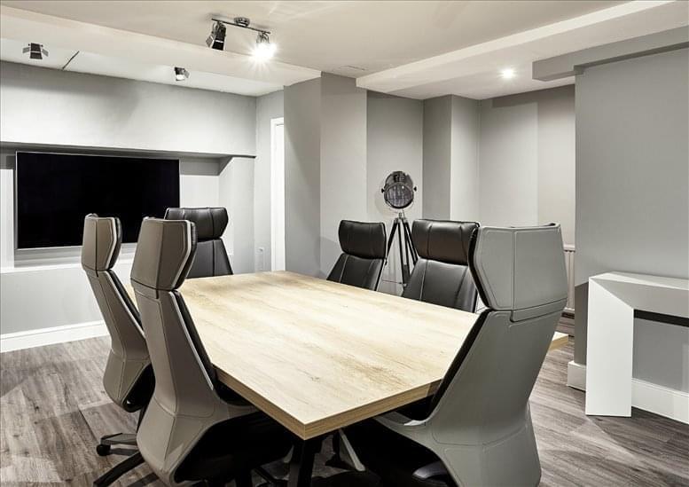 Photo of Office Space on 7 Carlisle Street Soho