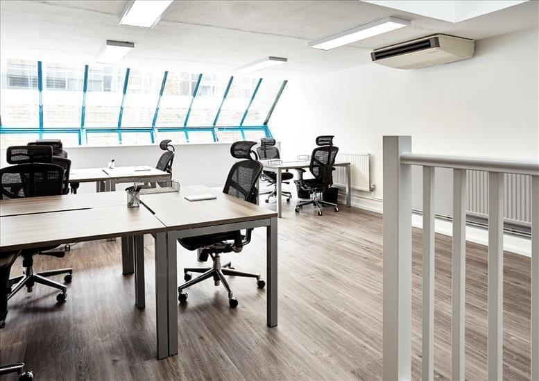 Image of Offices available in Soho: 7 Carlisle Street