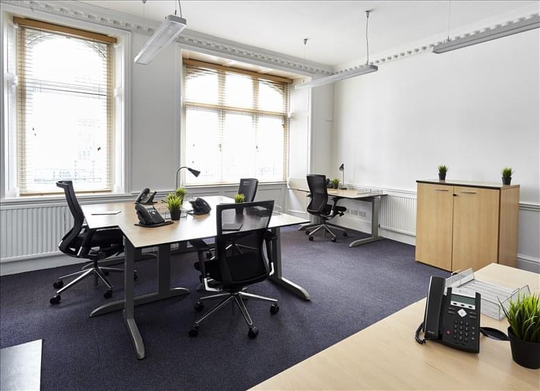 Picture of 11 Weymouth Street, Central London Office Space for available in Marylebone