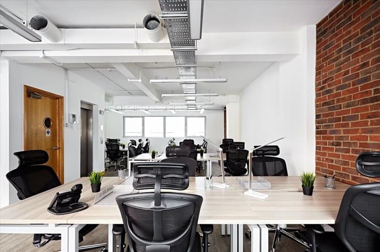 Office for Rent on 35-36 Eagle Street, Holborn Holborn
