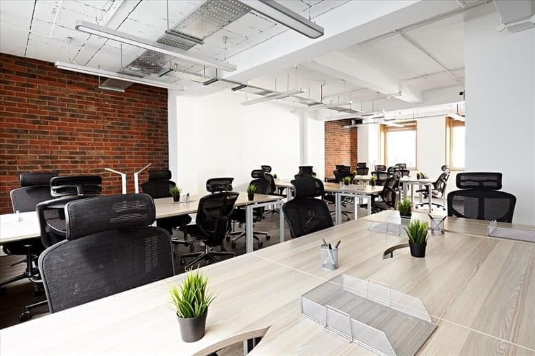 Image of Offices available in Holborn: 35-36 Eagle Street, Holborn