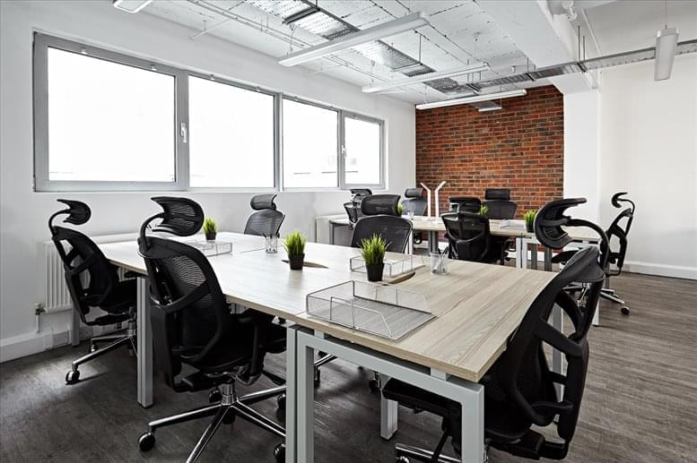 Holborn Office Space for Rent on 35-36 Eagle Street, Holborn