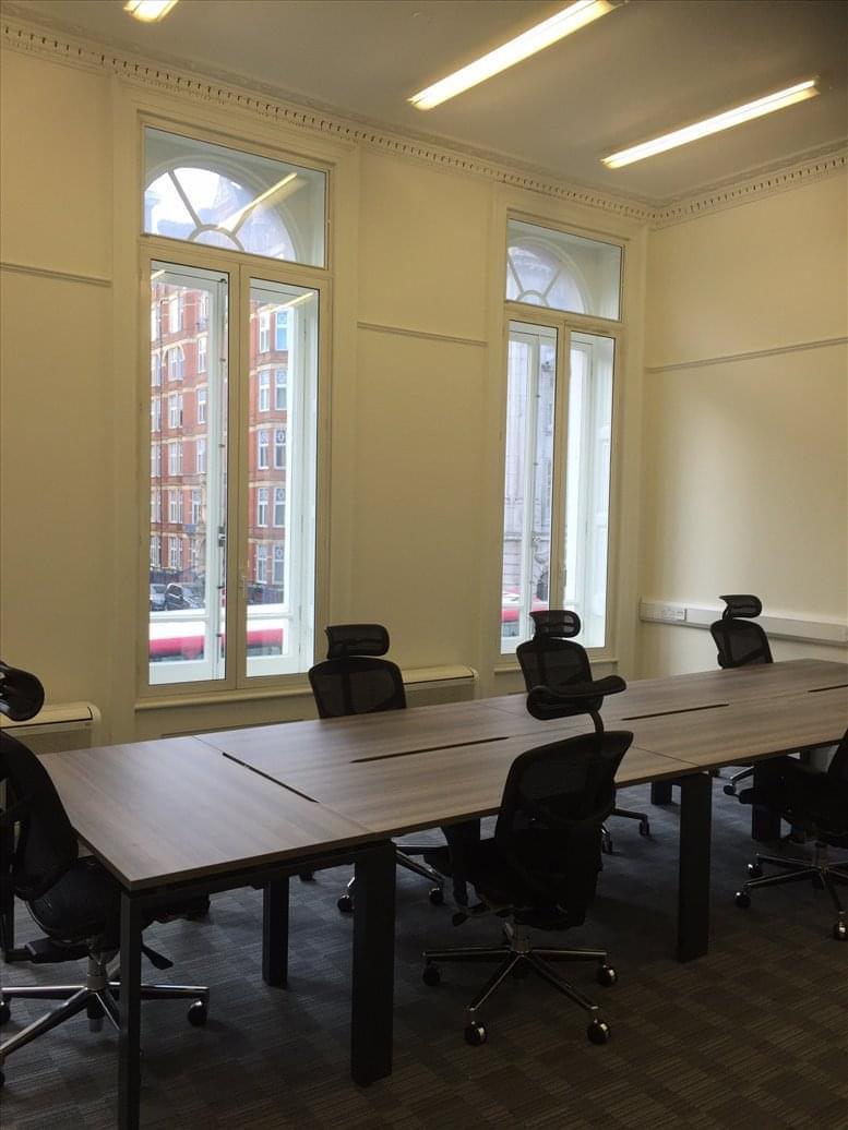 124 Baker Street, Marylebone Office for Rent Baker Street