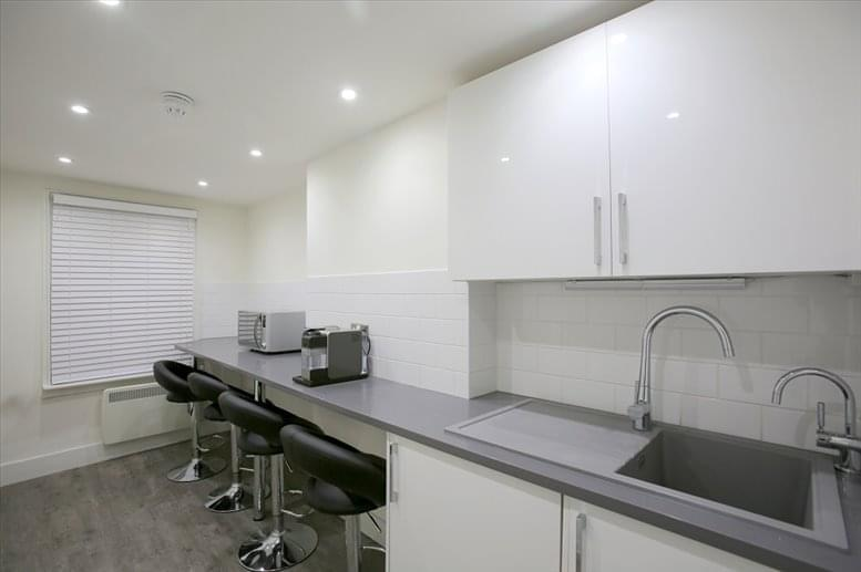 Picture of 124 Baker Street, Marylebone Office Space for available in Baker Street