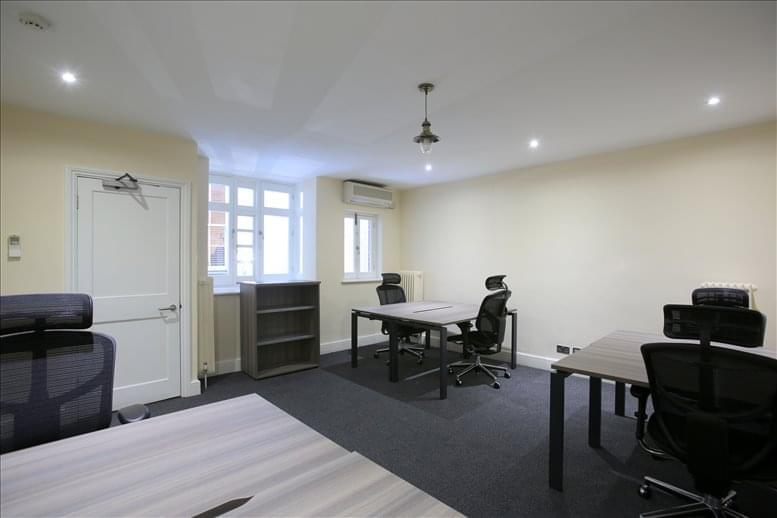 47 Mount Pleasant Office for Rent Farringdon