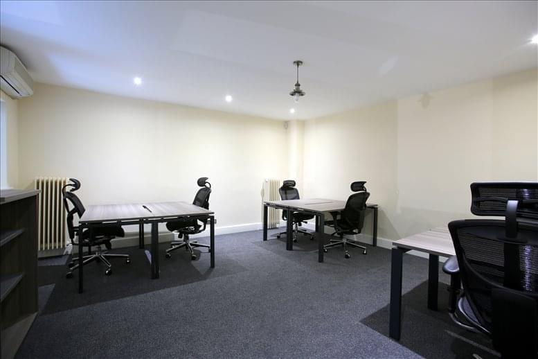 Picture of 47 Mount Pleasant Office Space for available in Farringdon