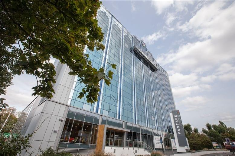 Vantage London, Great West Road available for companies in Brentford