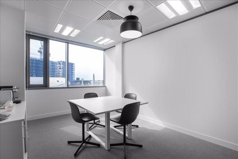 Vantage London, Great West Road Office for Rent Brentford