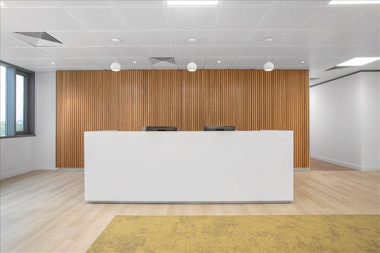 Rent Brentford Office Space on Vantage London, Great West Road