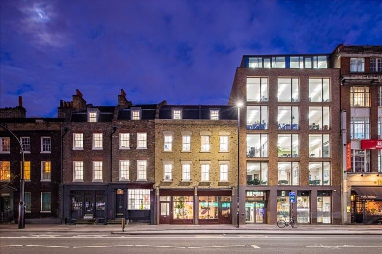 20-30 Whitechapel Road, Shadwell Office Space Aldgate East