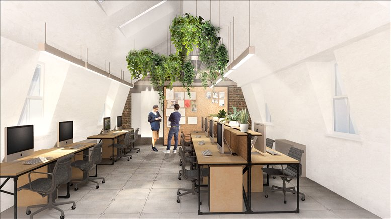 Rent Aldgate East Office Space on 20-30 Whitechapel Road, Shadwell