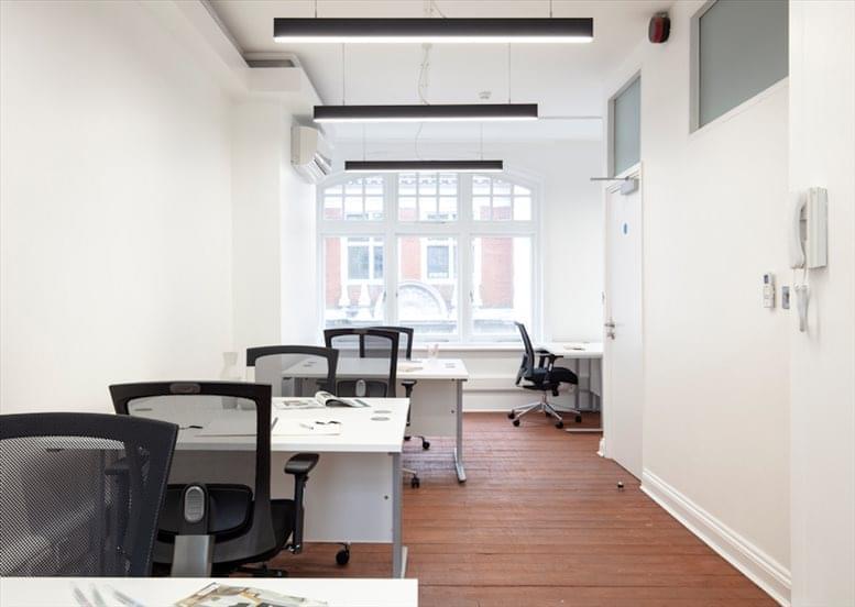 175 Wardour Street, Soho Office for Rent Soho