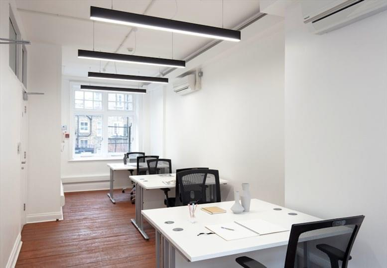 Picture of 175 Wardour Street, Soho Office Space for available in Soho