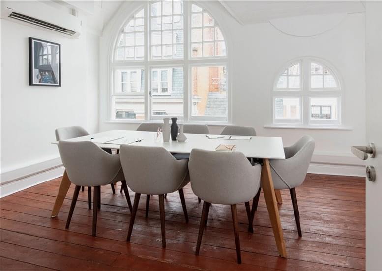 Image of Offices available in Soho: 175 Wardour Street, Soho