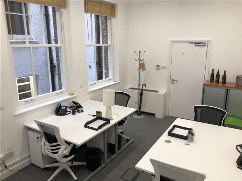 Image of Offices available in St James's Park: 14 Old Queen Street, Westminster