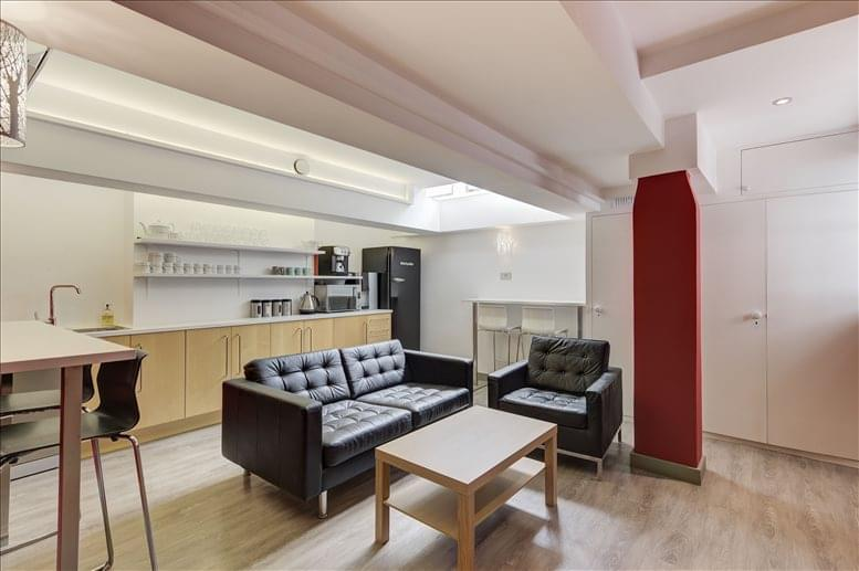 Rent St James's Park Office Space on 14 Old Queen Street, Westminster