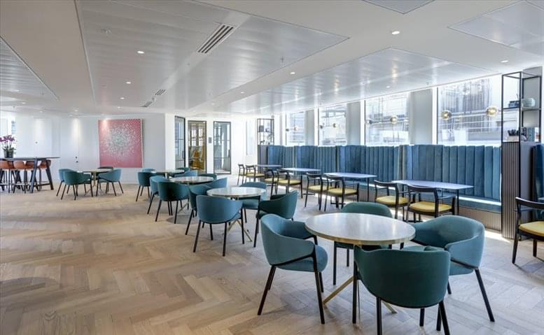 Image of Offices available in Holborn: The Clubhouse Holborn Circus, 20 Andrew Street, London