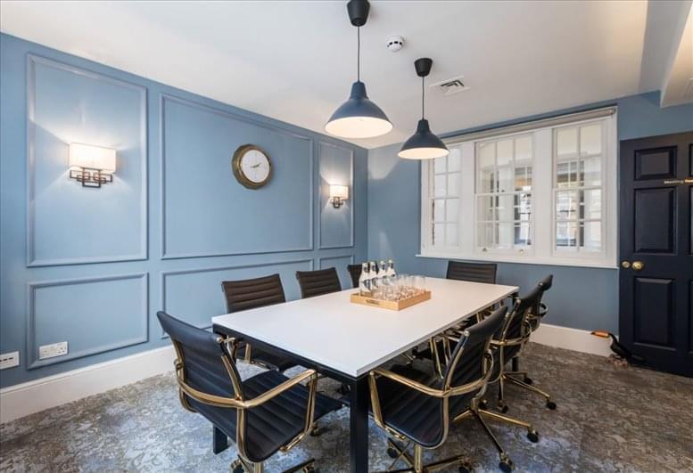 49 Grosvenor Street Office for Rent Mayfair