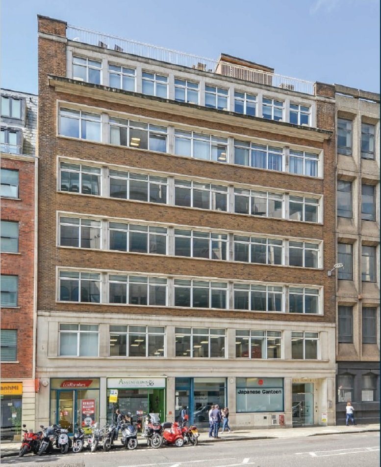 Office for Rent on 19-21 Great Tower Street, London The City