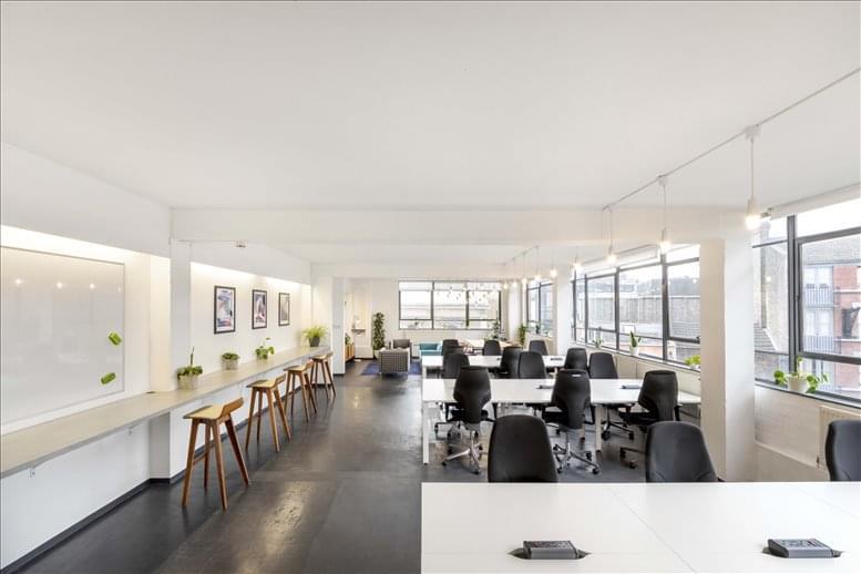 2 Club Row, London Office Space Shoreditch