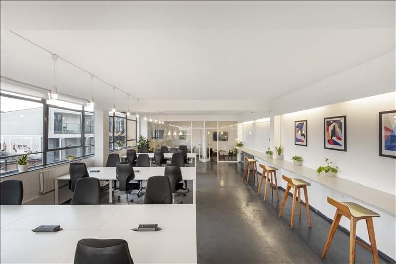 Photo of Office Space on 2 Club Row Shoreditch