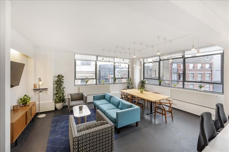 Photo of Office Space on 2 Club Row, London Shoreditch
