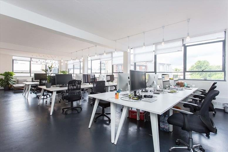 Picture of 2 Club Row, London Office Space for available in Shoreditch