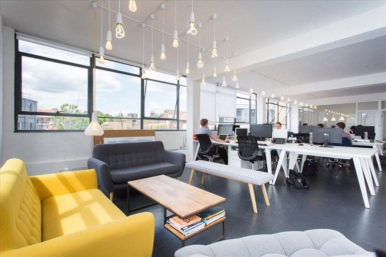 Rent Shoreditch Office Space on 2 Club Row