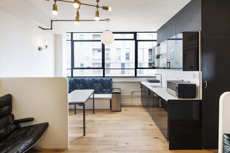 Photo of Office Space available to rent on 2 Club Row, Shoreditch