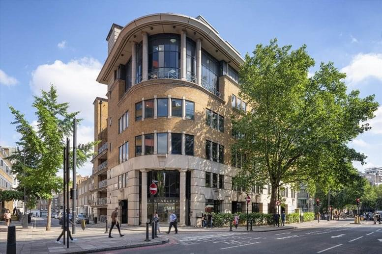 15 Harcourt Street available for companies in Marylebone