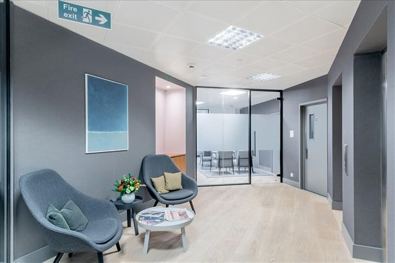 15 Harcourt Street Office Space Marylebone