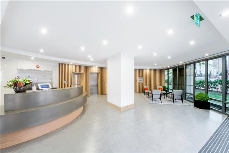 Photo of Office Space on 15 Harcourt Street Marylebone