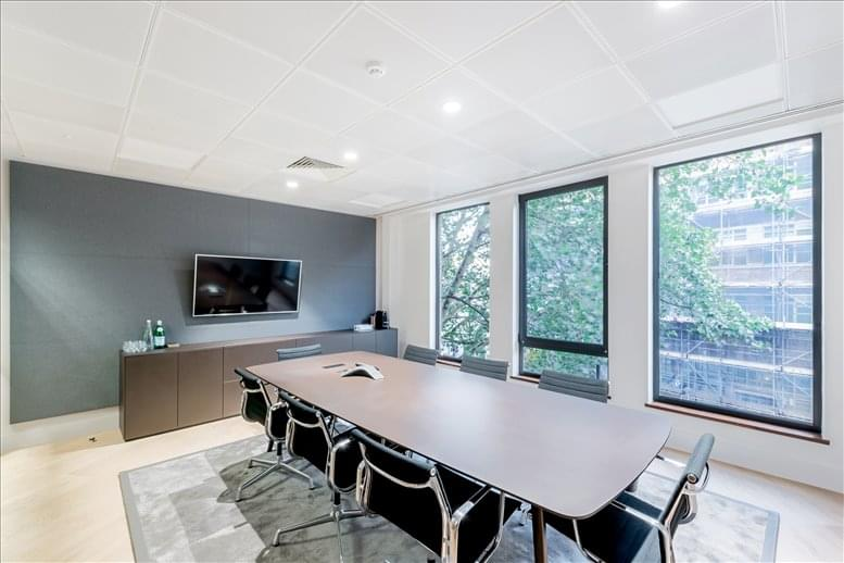 Marylebone Office Space for Rent on 15 Harcourt Street