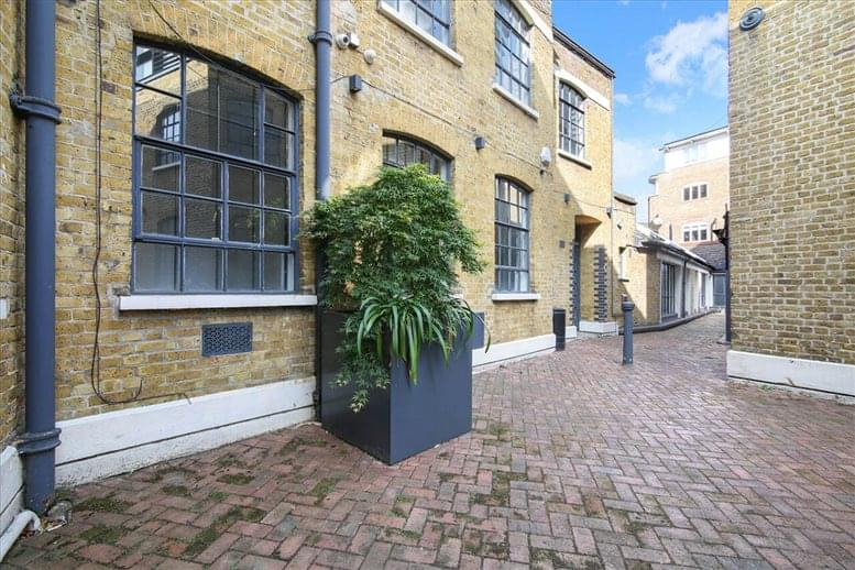 Image of Offices available in Southwark: Plantain Place, Crosby Row, London