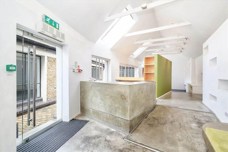 Rent Southwark Office Space on Plantain Place, Crosby Row, London