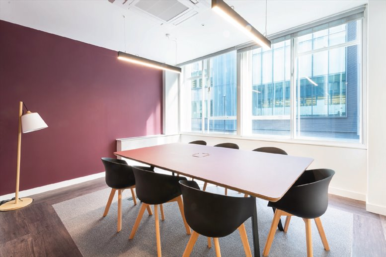 Longbow House, 20 Chiswell Street, London Office Space Moorgate