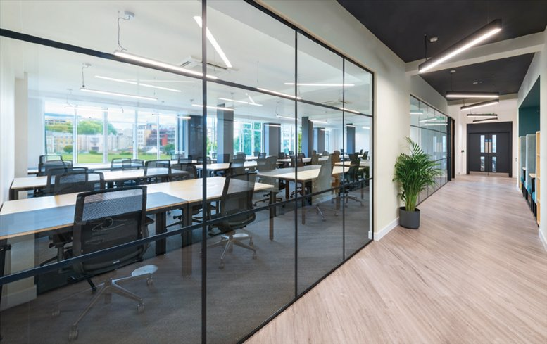 Photo of Office Space on Longbow House, 20 Chiswell Street, London Moorgate