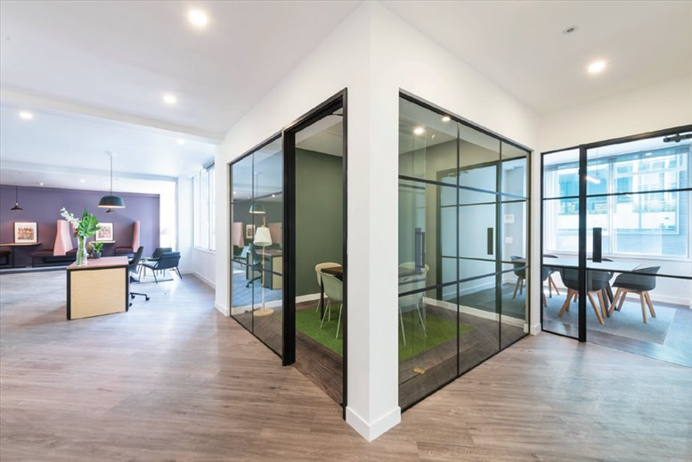 Longbow House, 20 Chiswell Street, London Office for Rent Moorgate