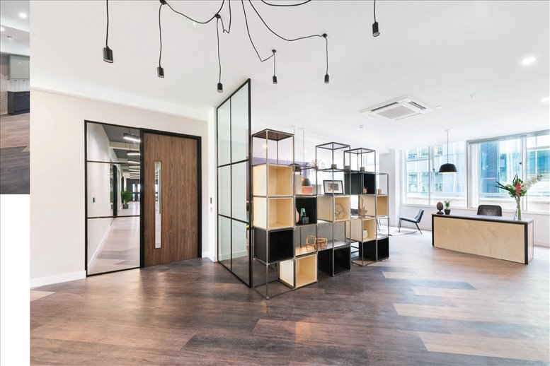 Office for Rent on Longbow House, 20 Chiswell Street, London Moorgate
