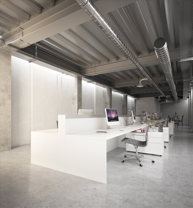Photo of Office Space on Pitfield House, 41 Pitfield Street, City Fringe Hoxton