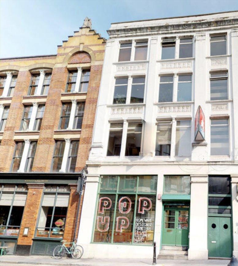 52 Great Eastern Street, London Office Space Hackney