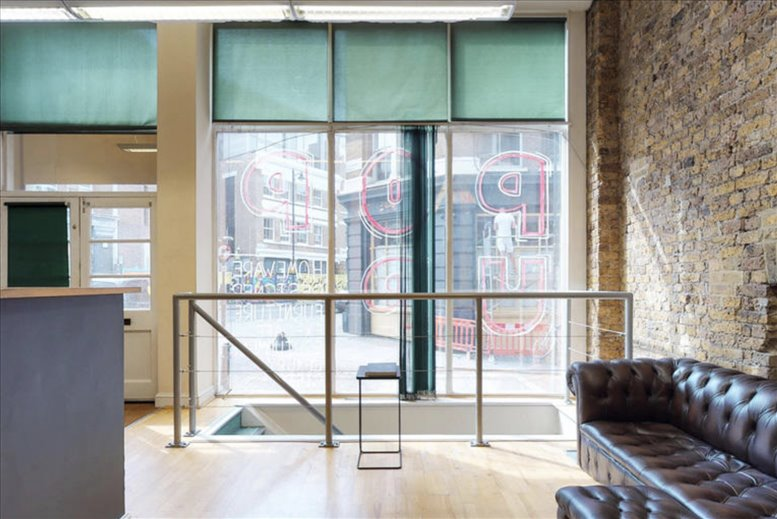 Picture of 52 Great Eastern Street, London Office Space for available in Hackney