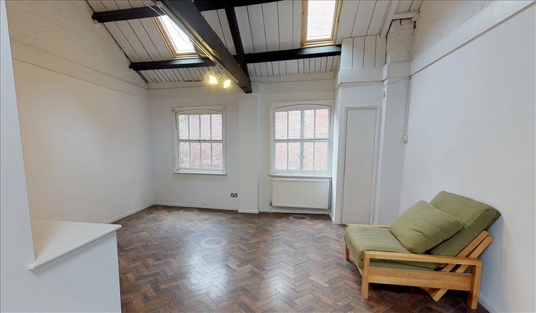 Photo of Office Space on 1 Motley Avenue, London Shoreditch