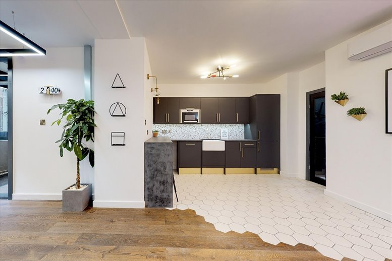 1 Motley Avenue, London Office for Rent Shoreditch